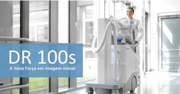 Agfa lança DR 100s: A Força em DR móvel.